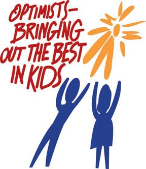 Optimist International - Bringing Out the Best in Kids logo