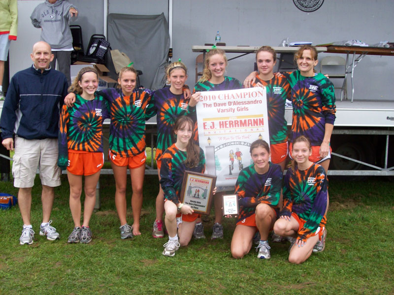 Image of the Dave D'Alessandro Girls Varsity winning team Beaver River